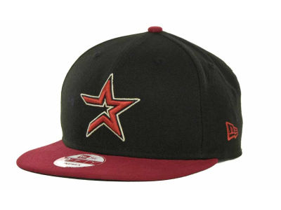 Houston Astros MLB Basic Strapback 9FIFTY Cap Hats