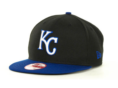 Kansas City Royals MLB Basic Strapback 9FIFTY Cap Hats