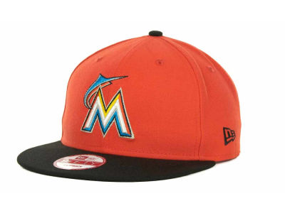 Miami Marlins MLB Basic Strapback 9FIFTY Cap Hats