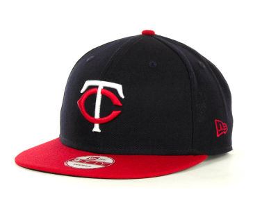 Minnesota Twins MLB Basic Strapback 9FIFTY Cap Hats