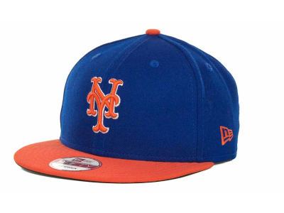 New York Mets MLB Basic Strapback 9FIFTY Cap Hats