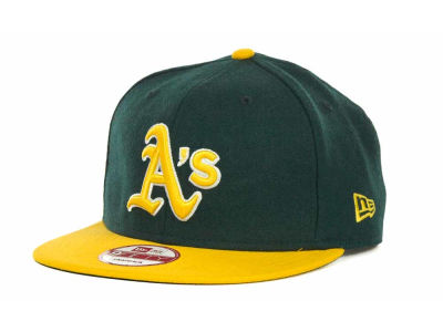 Oakland Athletics MLB Basic Strapback 9FIFTY Cap Hats
