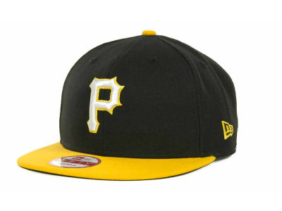Pittsburgh Pirates MLB Basic Strapback 9FIFTY Cap Hats
