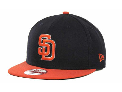 San Diego Padres MLB Basic Strapback 9FIFTY Cap Hats