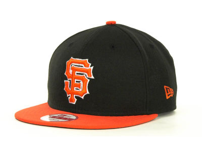 San Francisco Giants MLB Basic Strapback 9FIFTY Cap Hats