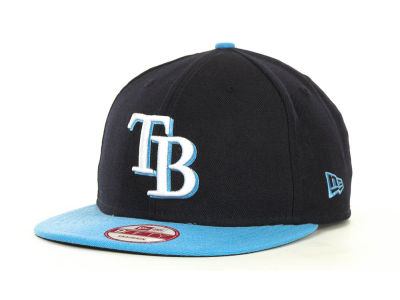 Tampa Bay Rays MLB Basic Strapback 9FIFTY Cap Hats