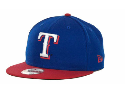 Texas Rangers MLB Basic Strapback 9FIFTY Cap Hats