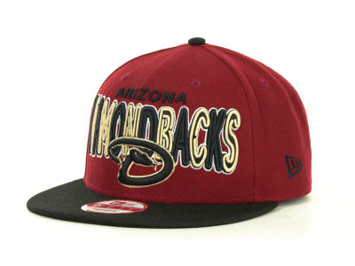 Arizona Diamondbacks MLB Retro Strapback 9FIFTY Cap Hats