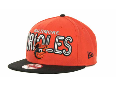 Baltimore Orioles MLB Retro Strapback 9FIFTY Cap Hats