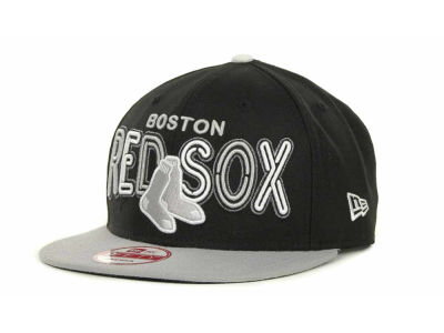 Boston Red Sox MLB Retro Strapback 9FIFTY Cap Hats