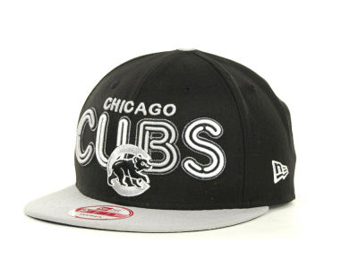 Chicago Cubs MLB Retro Strapback 9FIFTY Cap Hats