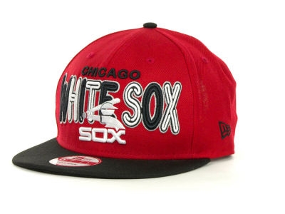 Chicago White Sox MLB Retro Strapback 9FIFTY Cap Hats