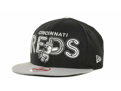 Cincinnati Reds MLB Retro Strapback 9FIFTY Cap Hats