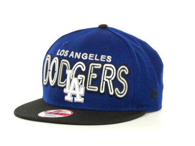 Los Angeles Dodgers MLB Retro Strapback 9FIFTY Cap Hats