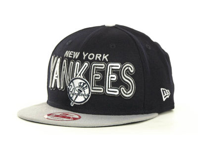 New York Yankees MLB Retro Strapback 9FIFTY Cap Hats