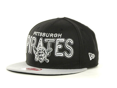 Pittsburgh Pirates MLB Retro Strapback 9FIFTY Cap Hats