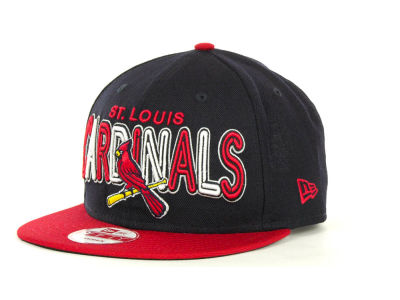St. Louis Cardinals MLB Retro Strapback 9FIFTY Cap Hats