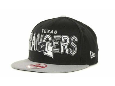 Texas Rangers MLB Retro Strapback 9FIFTY Cap Hats