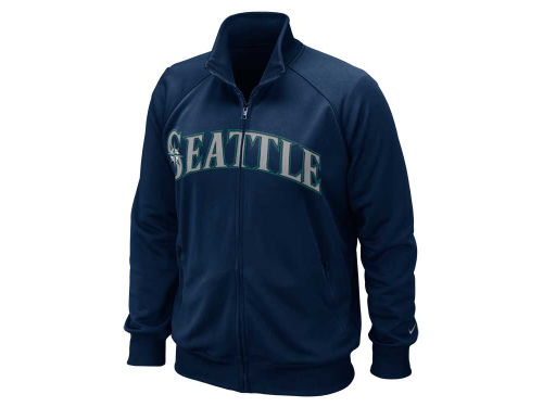 Seattle Mariners MLB Nike Mariners Track Jacket