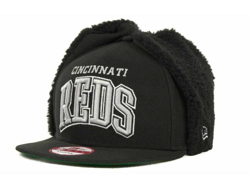 Cincinnati Reds New Era MLB Dog Ear Snapback 9FIFTY Cap Hats