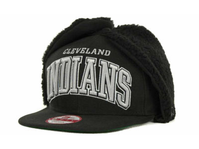 Cleveland Indians MLB Dog Ear Snapback 9FIFTY Cap Hats
