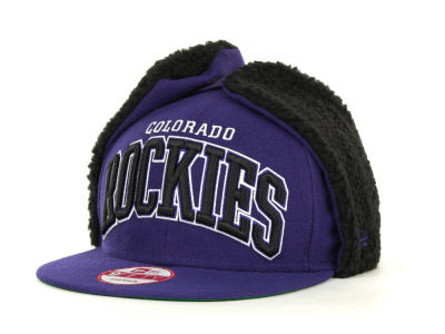 Colorado Rockies MLB Dog Ear Snapback 9FIFTY Cap Hats