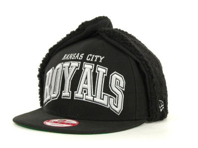 Kansas City Royals MLB Dog Ear Snapback 9FIFTY Cap Hats