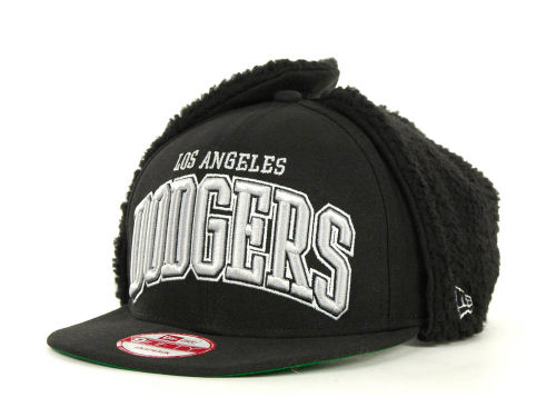 Los Angeles Dodgers New Era MLB Dog Ear Snapback 9FIFTY Cap Hats