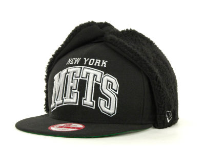 New York Mets MLB Dog Ear Snapback 9FIFTY Cap Hats