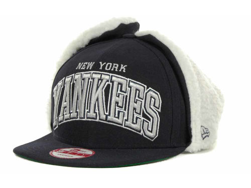 New York Yankees New Era MLB Dog Ear Snapback 9FIFTY Cap Hats