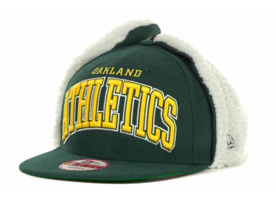 Oakland Athletics MLB Dog Ear Snapback 9FIFTY Cap Hats