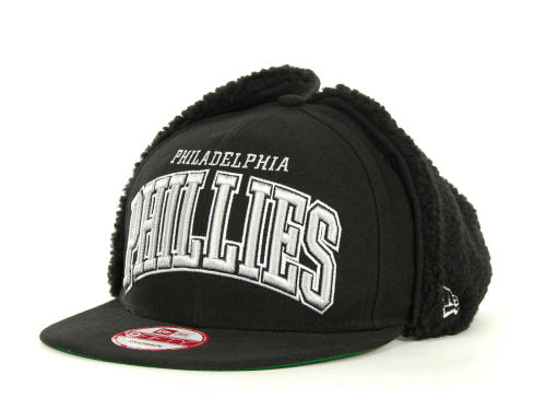 Philadelphia Phillies New Era MLB Dog Ear Snapback 9FIFTY Cap Hats