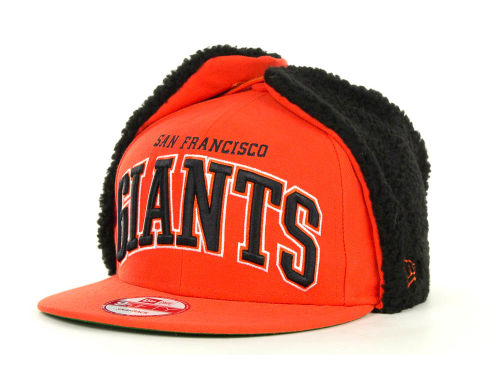 San Francisco Giants New Era MLB Dog Ear Snapback 9FIFTY Cap Hats
