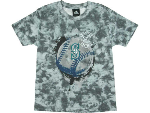 Seattle Mariners Outerstuff MLB Youth Battle Rattle T-Shirt