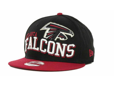 Atlanta Falcons NFL Wave Snapback 9FIFTY Cap Hats