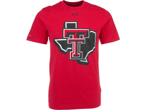 Texas Tech Red Raiders Under Armour 2012 TT Pride Logo T-Shirt