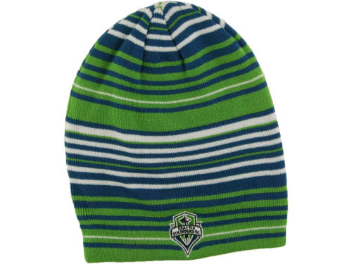 Seattle Sounders FC MLS Beanie Hats