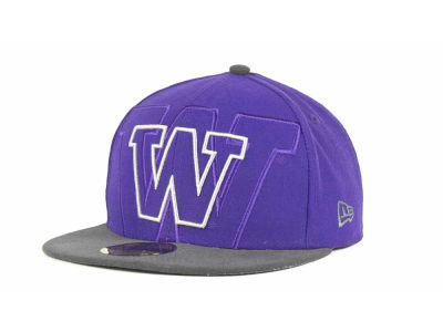 Washington Huskies NCAA Big Alt 59FIFTY Cap Hats