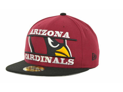 Arizona Cardinals NFL Logo Zoom 59FIFTY Cap Hats