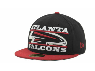 Atlanta Falcons NFL Logo Zoom 59FIFTY Cap Hats