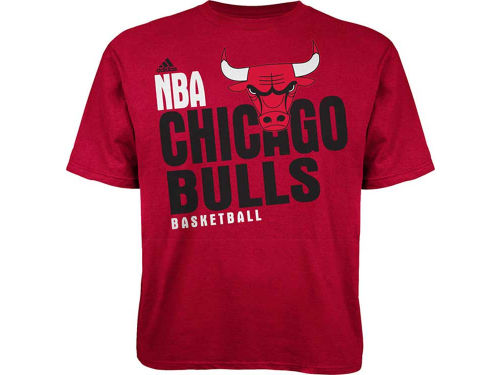 Chicago Bulls Outerstuff NBA Kids Stacked Extreme T-Shirt