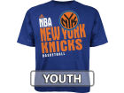 New York Knicks Outerstuff NBA Youth Stacked Extreme T-Shirt T-Shirts