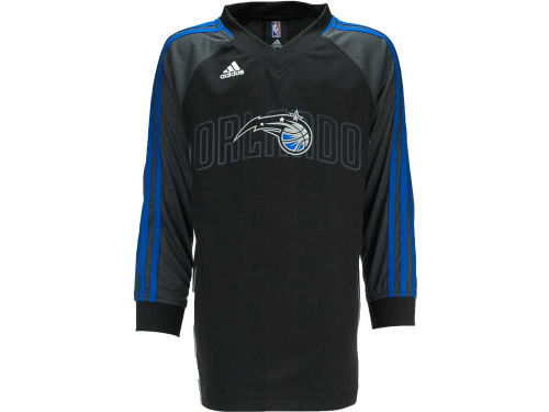 Orlando Magic Outerstuff NBA Youth Long Sleeve On Court T-Shirt