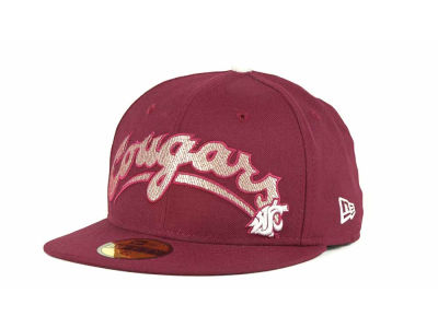 Washington State Cougars NCAA Chromatic 59FIFTY Cap Hats