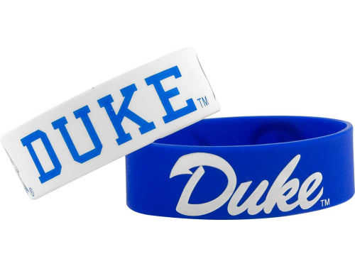 Duke Blue Devils Aminco Inc. 2-pack Wide Bracelet
