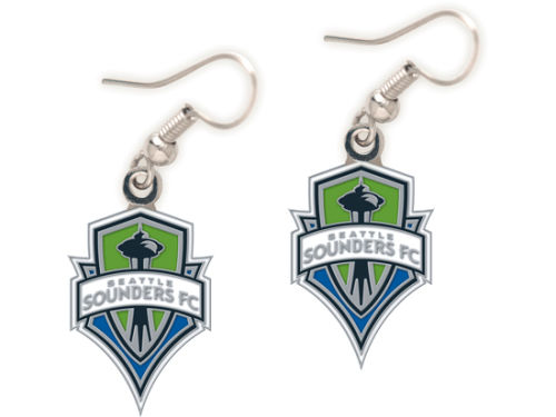 Seattle Sounders FC Wincraft Dangle Earrings