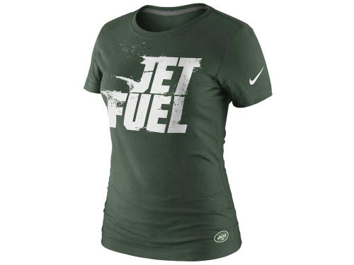 New York Jets Nike NFL Womens Local T-Shirt