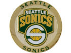 Seattle SuperSonics Wincraft NBA Round Magnet Pins, Magnets & Keychains