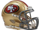 San Francisco 49ers Riddell Speed Mini Helmet Helmets
