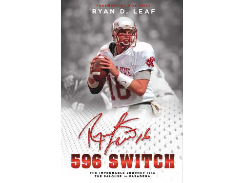 Washington State Cougars Switch Ryan Leaf Book